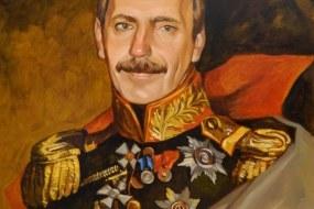 Портрет маслом на заказ в Челябинске…