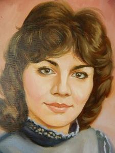 Портрет по фото маслом в Челябинске