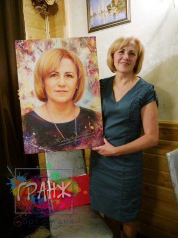 Портрет на заказ Челябинск